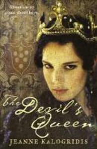 Ebook in inglese Devil's Queen Kalogridis, Jeanne
