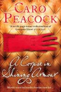 Ebook in inglese Corpse in Shining Armour Peacock, Caro