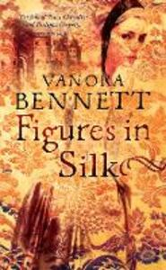 Ebook in inglese Figures in Silk Bennett, Vanora