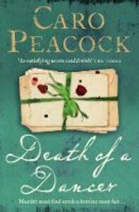 Ebook in inglese Death of a Dancer Peacock, Caro