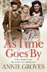 Ebook in inglese As Time Goes By Groves, Annie
