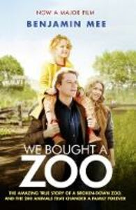 Ebook in inglese We Bought a Zoo Mee, Benjamin