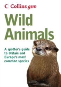 Wild Animals - John A. Burton - cover