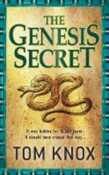 The Genesis Secret - Tom Knox - cover