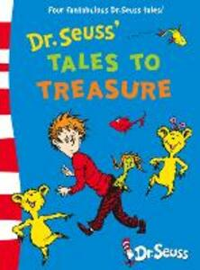 Dr. Seuss' Tales to Treasure - Dr. Seuss - cover