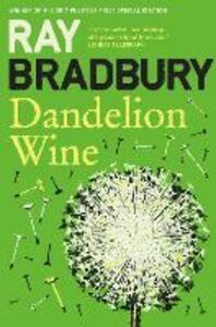 Dandelion Wine - Ray Bradbury - cover