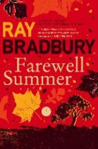 Farewell Summer - Ray Bradbury - cover