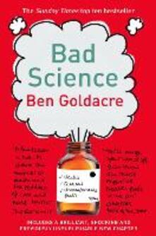 Bad Science - Ben Goldacre - cover