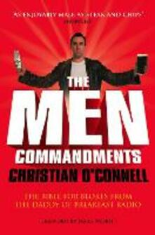The Men Commandments - Christian O'Connell - cover