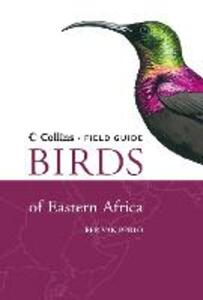 Birds of Eastern Africa - Ber van Perlo - cover