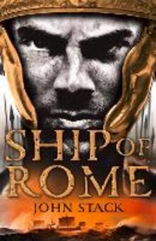 Ship of Rome - John Stack - cover