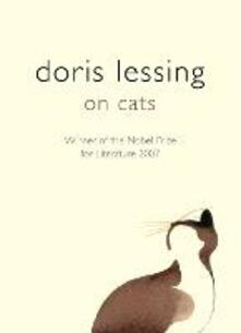 On Cats - Doris Lessing - cover