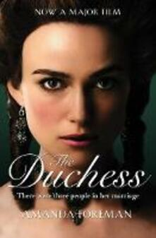 The Duchess - Amanda Foreman - cover