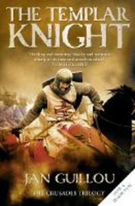The Templar Knight - Jan Guillou - cover