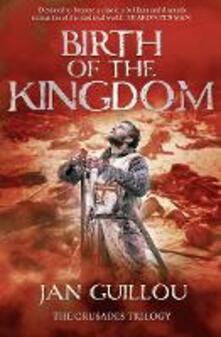 Birth of the Kingdom - Jan Guillou - cover