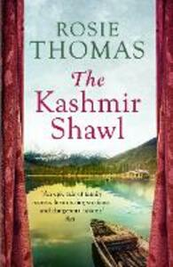 The Kashmir Shawl - Rosie Thomas - cover