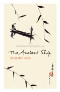 The Ancient Ship - Zhang Wei - cover
