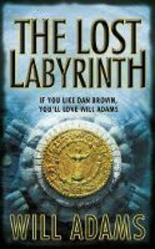 The Lost Labyrinth - Will Adams - cover