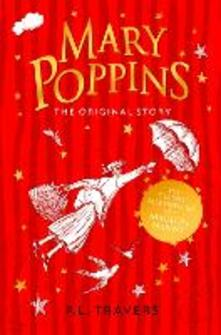 Mary Poppins - P. L. Travers - cover