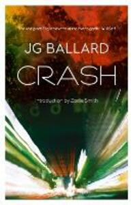 Crash - J. G. Ballard - cover