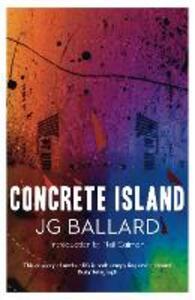 Concrete Island - J. G. Ballard - cover