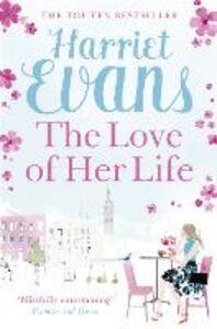 Ebook in inglese Love of Her Life Evans, Harriet