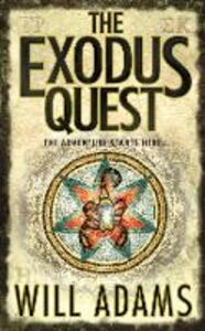 Ebook in inglese Exodus Quest Adams, Will