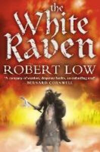 The White Raven - Robert Low - cover