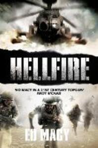Hellfire - Ed Macy - cover