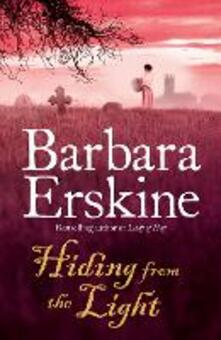 Hiding From the Light - Barbara Erskine - cover