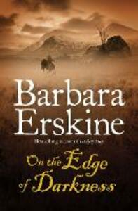 On the Edge of Darkness - Barbara Erskine - cover