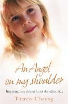 An Angel on My Shoulder - Theresa Cheung - cover