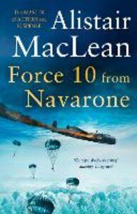 Ebook in inglese Force 10 from Navarone MacLean, Alistair
