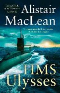 Ebook in inglese HMS Ulysses Maclean, Alistair