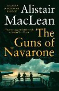 Ebook in inglese Guns of Navarone MacLean, Alistair