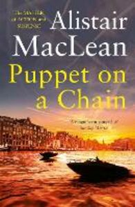 Ebook in inglese Puppet on a Chain MacLean, Alistair