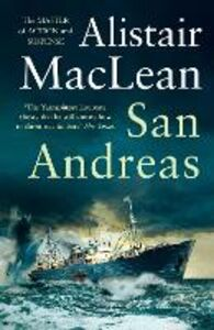 Ebook in inglese San Andreas MacLean, Alistair