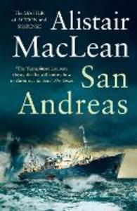 Ebook in inglese San Andreas Maclean, Alistair