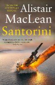 Ebook in inglese Santorini MacLean, Alistair
