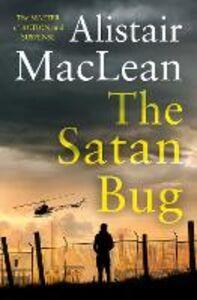 Ebook in inglese Satan Bug MacLean, Alistair