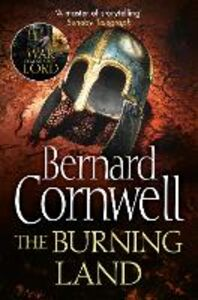 Ebook in inglese Burning Land (The Last Kingdom Series, Book 5) Cornwell, Bernard