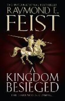Kingdom Besieged (The Chaoswar Saga, Book 1)