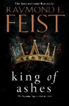 King of Ashes (The Firemane Saga, Book 1)