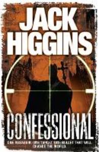 Ebook in inglese Confessional Higgins, Jack