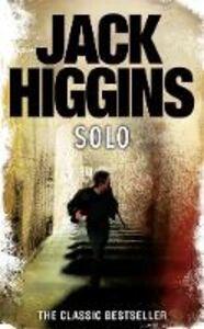 Foto Cover di Solo, Ebook inglese di Jack Higgins, edito da HarperCollins Publishers