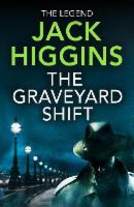 The Graveyard Shift (The Nick Miller Trilogy, Book 1)