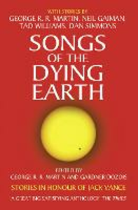 Ebook in inglese Songs of the Dying Earth -, -