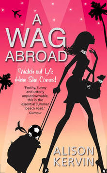 A WAG Abroad - Alison Kervin - cover