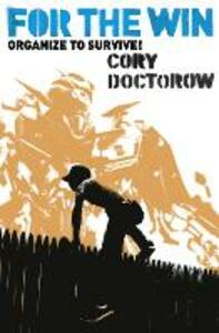 For the Win - Cory Doctorow - cover