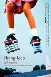 Flying Leap - Judy Budnitz - cover